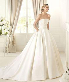 DALAMO, Wedding Dress 2015