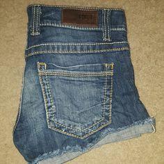 Bke Shorts Worn once not a big fan of the bke fit BKE Shorts Jean Shorts