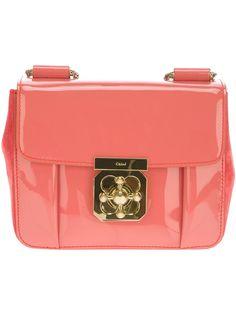 Chloé Small 'elsie' Shoulder Bag - Vitkac - Farfetch.com