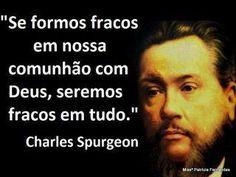 Frases de Charles Spurgeon