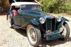 1948 MG TC - Fred Bainbridge Classic Car Collection