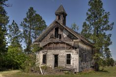 Ezekiel New Congregational Church, Waycross Georgia