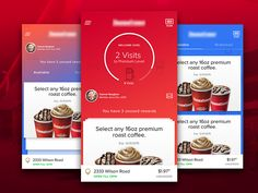 Rewards App by Connor Gaughan