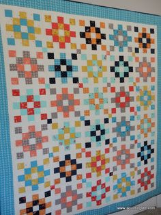 A Quilting Life - a quilt blog: Beachcomber | A New Pattern