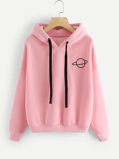 New Womens Musical Notes Long Sleeve Hoodie Sweatshirt Hooded Pullover Tops Blouse Sudaderas Mujer Bts Album Moleton Feminino Teenage Outfits, Teen Fashion Outfits, Outfits For Teens, Trendy Outfits, Fashion Dresses, Outfits 2016, Fashion Clothes, Cute Sweatshirts, Hooded Sweatshirts