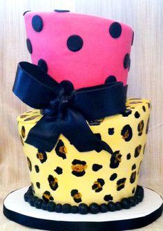 Mad Hatter cake !