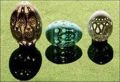 Eggshell Carving Art   Golberz.Com