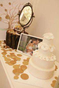 Cake design, Make up.