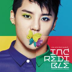 XIA INCREDIBLE: 2nd. Album (2013.07.15)