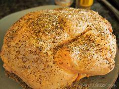Reynolds rosemary and basil chicken 1