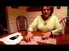 Applique Pocket Tutorial this is a great explanation video on how to put a binding at the top of a patch pocket and is a great idea when appliqueing a pocket while machine embroidering.