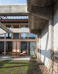 GAFPA, Tim Van de Velde · House Gentbrugge. Gent, Belgium