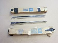 1964 1/2-1965 Ford Mustang Chrome Grille Bars nos ORIGINAL One Pair