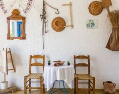 Δωμάτια Αργυρώ Crete Hotels, Small Restaurants, Beautiful Hotels, Traditional, Hospitality, Furniture, Web Design, Rooms, Warm