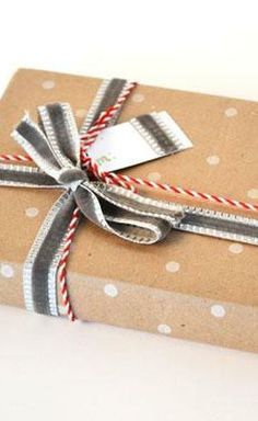 Gorgeous ways to wrap gifts without spending a fortune on fancy paper