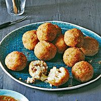 Sausage and Sage Arancini Risotto Balls Recipe