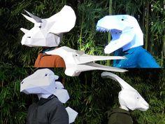 máscaras de papel, DIY, máscaras, artesanía, hazlo tú mismo, arte