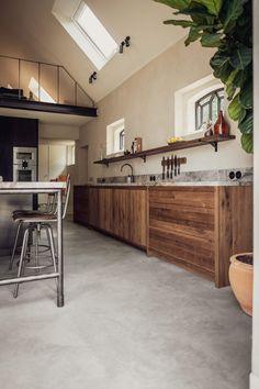 Credenza, Brown And Grey, Cabinet, Storage, Amsterdam, Kitchen, Table, Furniture, Home Decor