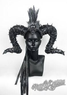 Mohawk Headdress wit