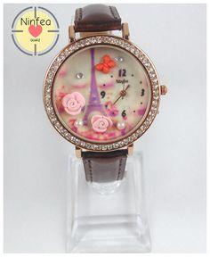 Orologio modello  paris  3d Wristwatche Clay   paris