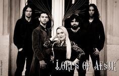 Força Metal BR: Lords Of Aesir: participando de tributo internacio...