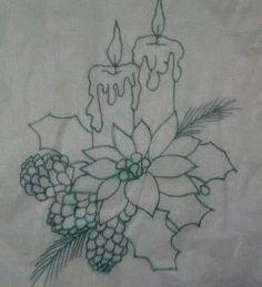 Dibujos para servilletas mexicana buscar con google - Dibujos navidenos para pintar en tela ...