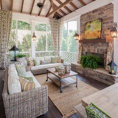 Home Design, Küchen Design, Design Ideas, Modern Design, Patio Design, Outdoor Rooms, Outdoor Living, Indoor Outdoor, Outdoor Kitchens