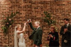 Congratulations Taryn and Graeme ~ Kinkell Byre, St Andrews