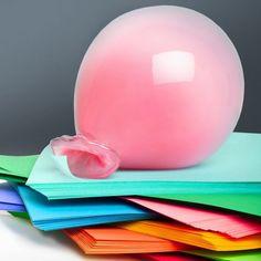 Pink Bubblegum Paperweight
