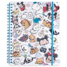 Tsum Tsums Notebook