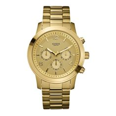 That chunky gold watch