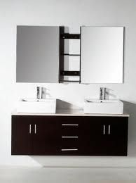 contemporary vanities