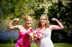 How to be the perfect maid of honor. #Weddings