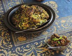 Herkulliset hortapihvit maistuvat kaikille! | Hortoilu.fi Zucchini, Beef, Ethnic Recipes, Food, Meat, Essen, Meals, Yemek, Eten