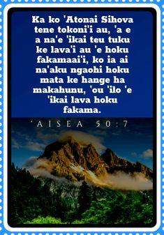 'Aisea 50:7 Book Of Isaiah