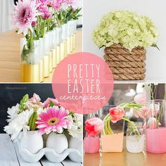 10 beautiful DIY Easter centerpieces from Babble.com
