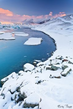 Jokulsarlon Glacier Lagoon, Vatnajokull National Park, Iceland