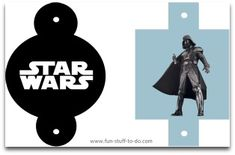 The star wars party theme pack is filled with star wars emblems, Yoda, Darth Vader, spaceships and cool ideas for an unforgetable star wars theme party.
