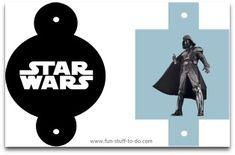 Star Wars free printable party pack