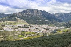 Parque Natural de Sierra de Cazorla Segura y Las Villas en Jaén