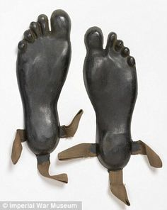 Overshoes worn by spies to disguise their shoes, used more in the Pacific islands during WWII