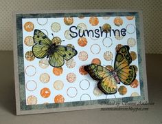 """Butterflies from """"Antique engravings"""""""