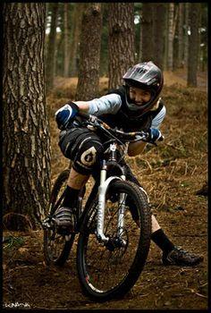 """""""It does not matter how slow you go so long as you do not stop. Freeride Mountain Bike, Mountain Biking, Mtb, Bike Rollers, Downhill Bike, Bicycle Girl, Hot Bikes, Cycling, Everything"""