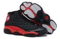 "new style 62d24 b7502 2016 Best Air Jordans 13 (XIII) Ray Allen ""Miami Heat"" Custom Red-Black"