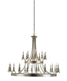 Currey and Company 9582 Lodestar 65 Inch Chandelier | Capitol Lighting 1-800lighting.com