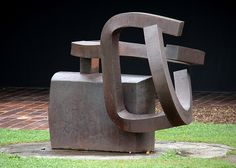 Eduardo Chillida - 1999 - PEINE DEL VIENTO XIX | Flickr: Intercambio de fotos