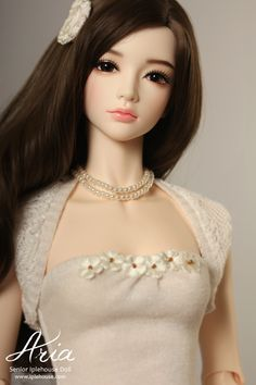 Aria | Senior Iplehouse Doll #dolls #bjd
