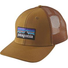 7d0630b9c38c1 Patagonia P6 Trucker Hat - Moosejaw