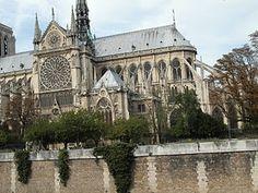Notre Dame Cathedral ~ Paris