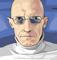 Hoy en Laberintos del Tiempo, les traigo las Obras completas de MIchael Foucault. Poitiers, Francia, 1926-París, 1984) Filósof...